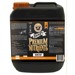 Snoop's Premium Nutrients Grow A Non-Circulating 5 Liter
