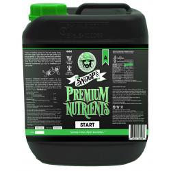 Snoop's Premium Nutrients Start A 5 Liter
