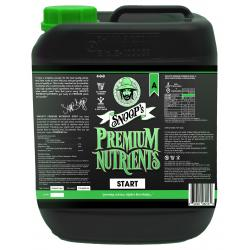 Snoop's Premium Nutrients Start A 10 Liter