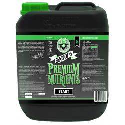 Snoop's Premium Nutrients Start B 10 Liter