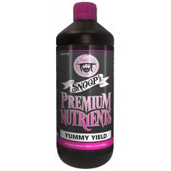Snoop's Premium Nutrients Yummy Yield 1 Liter
