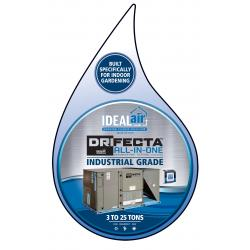 Ideal-Air Drifecta Floor Sticker 15 in x 24 in
