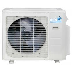 Pro-Dual 24,000 BTU 22 SEER Multi-Zone Heating, Cooling Outdoor Unit