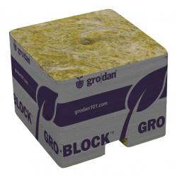 Grodan 1.5 in Starter Mini-Blocks MM40/40 Case of 2250 No Shrink Wrap