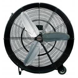 Hurricane Pro High Velocity Metal Drum Fan 36 in