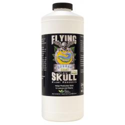 Flying Skull Spread Coat Quart
