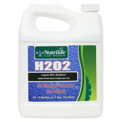 Nutrilife H2O2 29% Gallon