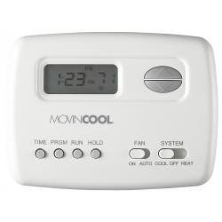 MovinCool Wall Thermostat for Ceiling Mount A/C CM12