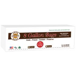 True Liberty 8 Gallon Bag 24 in x 40 in Pack of 25
