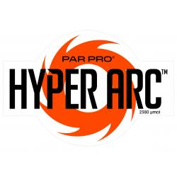 Hyper Arc Floor Sticker 16 in x 25 in