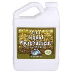 Down To Earth Liquid Micronutrient Quart