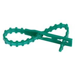 Grower's Edge Plastic Adjustable Plant Tie 5 in