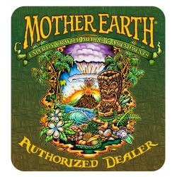Mother Earth Window Cling