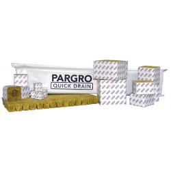 Grodan Pargro QD 4 in x 2.5 in Block case of 216