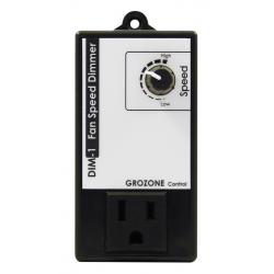 Grozone Control DIM1 Fan Speed Dimmer w/ Optional Kick Start