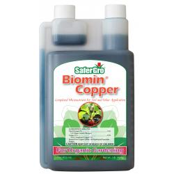 SaferGro Biomin Copper Pint