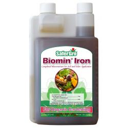 SaferGro Biomin Iron Pint