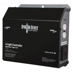 Titan Controls Spartan Series Metal 4 Light Controller 240 Volt