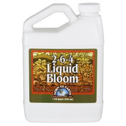 Down To Earth Liquid Bloom Quart