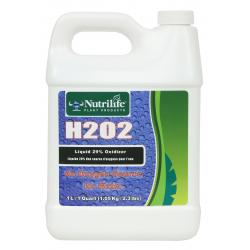 Nutrilife H2O2 29% Quart
