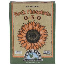 Down To Earth Rock Phosphate 5 lb