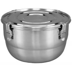 HumiGuard Clamp Sealing Stainless Container - 6 L