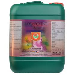 House and Garden 1-Component Soil 10 Liter