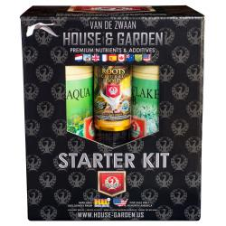 House and Garden Aqua Flakes Starter Kit