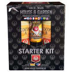 House and Garden Cocos A and B Starter Kit