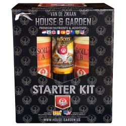 House and Garden Soil A and B Starter Kit