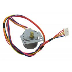 Louver Motor - Medium Wire Fits 700485, 700490, 700492, 700495, 700500, 700505, 700510
