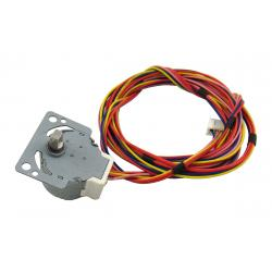 Louver Step Motor - Long Wire Fits 700485, 700490, 700492, 700495, 700500, 700505, 700510
