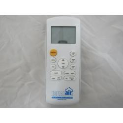 Ideal-Air Pro-Dual Remote Controller (700807, 700808, 700021,700023, 700025, 700026, 700027, 700028, and 700029)