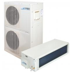 Ideal-Air 4 Ton DriFecta Mega-Split 208/230V 1ph 48,000 BTU Dehumidification, Heating and Cooling