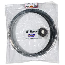 Can-Filter Flange 16 in
