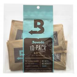 Boveda 8g 2-Way Humidity 62% (10/Pack)