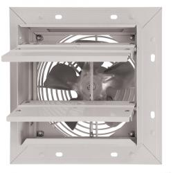 Hurricane Pro Shutter Exhaust Fan 12 in