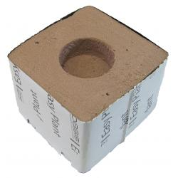 "Oasis Easy Plant Block - 4 in x 4 in x 3 in - 1.75"" Hole, Case of 108"