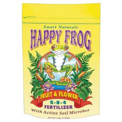 FoxFarm Happy Frog Fruit & Flower Fertilizer 4 lb