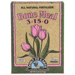 Down To Earth Bone Meal - 5 lb