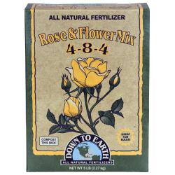 Down To Earth Rose & Flower Mix - 5 lb