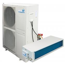 Ideal-Air 5 Ton Mega-Split, 208/230 V 1ph, 60,000 BTU Heat Pump