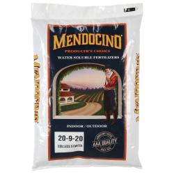 Grow More Mendocino (20-9-20) 25 lb