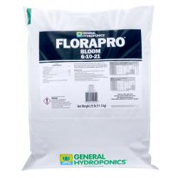 General Hydroponics FloraPro Bloom Soluble 25 lb bag