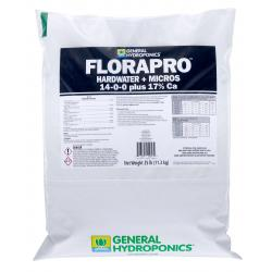 General Hydroponics FloraPro Hardwater + Micros Soluble 25 lb bag (80/Plt)