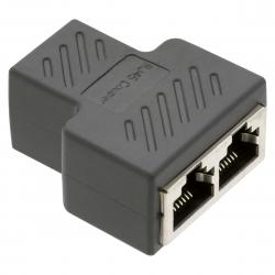 Gavita E-Series LED Adapter Interconnect Cable 3 Way Splitter RJ45