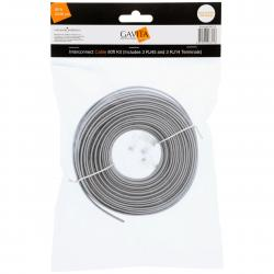 Gavita E-Series LED Adapter Interconnect Cable 80ft Kit (Includes 3 RJ45 and 3 RJ14 Terminals)