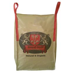 Royal Gold Raw Earthworm Castings 1 yard tote (2/pal)