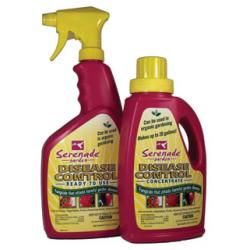 Serenade Garden Disease Control, Concentrate, 1 qt