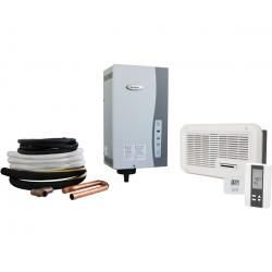 Anden Steam Humidifier w/Fan Pack and Digital Humidistat